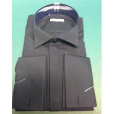 Snygg Slim Fit Skjorta speciell krage-till bröllop och högtider *FRI FRAKT*