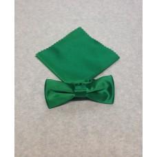 Fluga och näsduk till barn(grön) *FRI FRAKT*