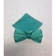 Fluga och näsduk(Grön )*FRI FRAKT*