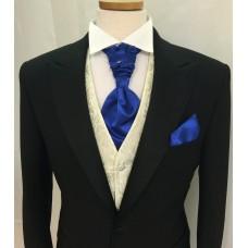Plastrong till bröllop och fest(Royal blå) *FRI FRAKT*