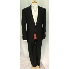 Kostym till bröllop och högtider.(Svart)