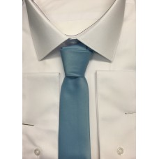 Smal  slips och nösduk(Ljusblå mat)(FRI FRAKT)