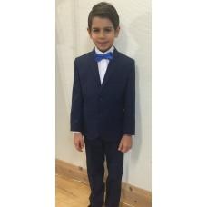Kostym  till barn blå