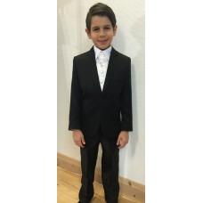 Kostym till barn svart
