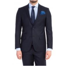 Kostym Klassisk  marinblå