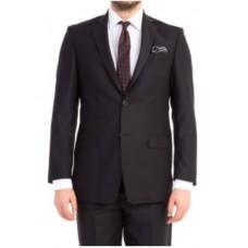 Kostym Klassisk passform svart